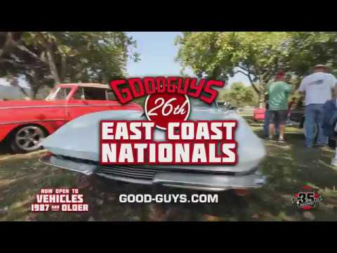 Goodguys Th East Coast Nationals In Rhinebeck Spot YouTube - Good guys car show rhinebeck ny
