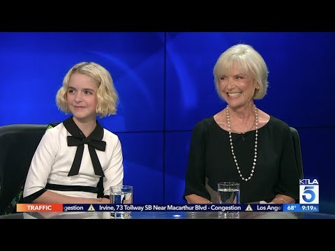 "Patty McCormack & Mckenna Grace on the Original & Lifetime's ""The Bad Seed"""