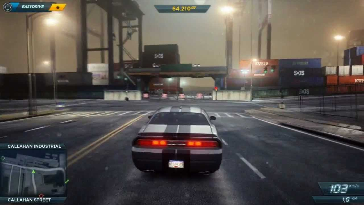 Dodge Challenger Srt8 Location Need For Speed Most