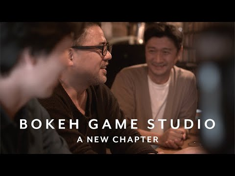 A New Chapter - Bokeh Game Studio