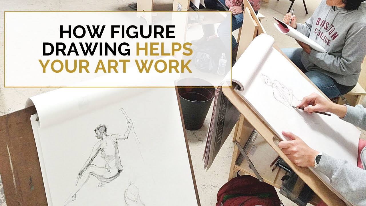 How Figure Drawing Helps Your Art Work
