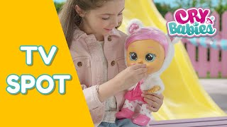 NEW ✨ DRESSY 👚👗👕 CRY BABIES 💧 TOYS 🧸 TV Commercial Spot