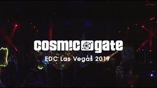 Cosmic Gate EDC Las Vegas 2017
