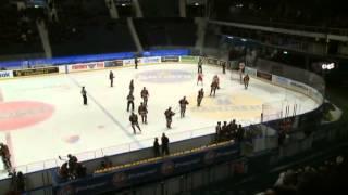 HockeyAllsvenskan 2012/13 Omgång 41: Djurgårdens IF - Troja Ljungby