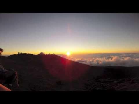 Haleakalā Time Lapse