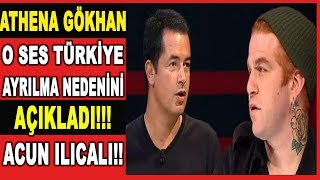 Gökhan Özoğuz O Ses Türkiye'den Ayrılmasını Şok Sözlerle Açıkladı! Sebebi İse Acun Ilıcalı...