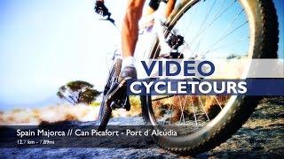 Bicycle Tour - Can Picafort to Port d´Alcúdia - Majorca Spain