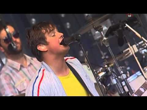 Keane Live Rock en Seine 2009 - The Lovers are Losing