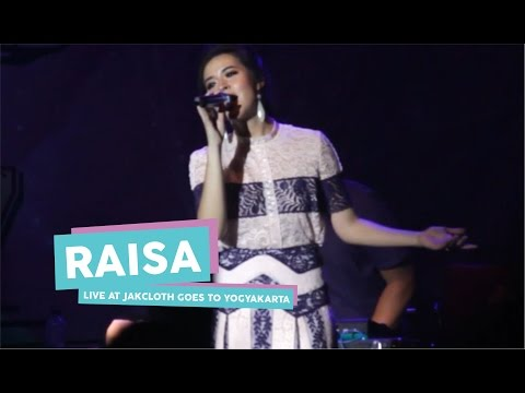 [HD] Raisa - Mantan Terindah  (Live at JakCloth Goes to Yogyakarta, Mei 2017)