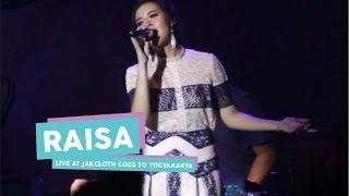 [HD] Raisa - Mantan Terindah (Live at JakCloth Goes to Yogyakarta, Mei 2017)