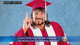 Former WWE Wrestler Lanny Poffo Once Attacked By Boston Fan For Insulting Red Sox
