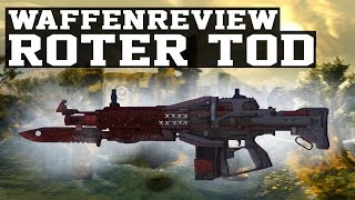 UNSTERBLICHKEIT - Roter Tod - Waffenreview - Destiny