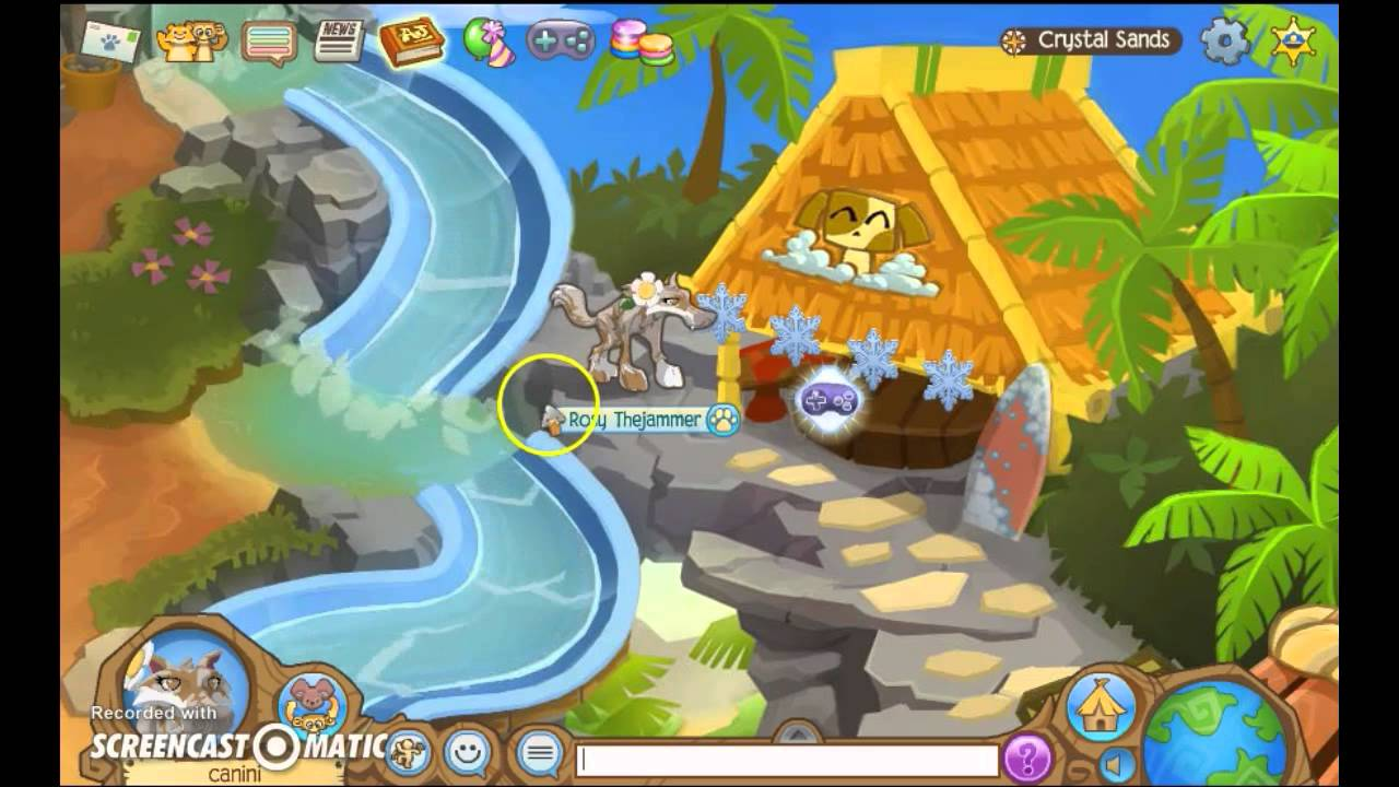 Image of: Fandom Crystal Sands Journey Book Guide Animal Jam Youtube Crystal Sands Journey Book Guide Animal Jam Youtube
