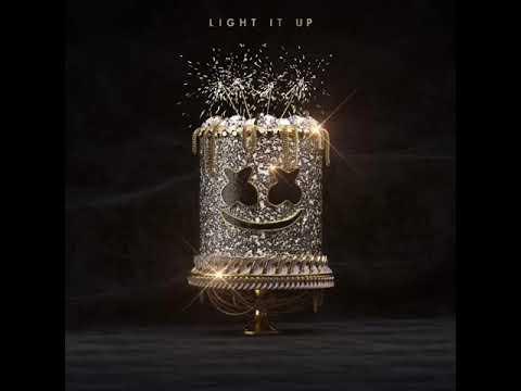 Light It Up (Clean) - Marshmello Feat. Tyga & Chris Brown