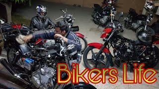 Motorcycle Maintainance Workshop | Preparation be 4 World Tourism Day Touring 2018 | General Service