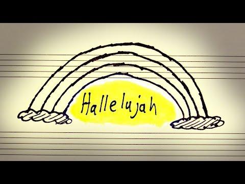 Leonard Cohen: A Baffled King Composing Hallelujah
