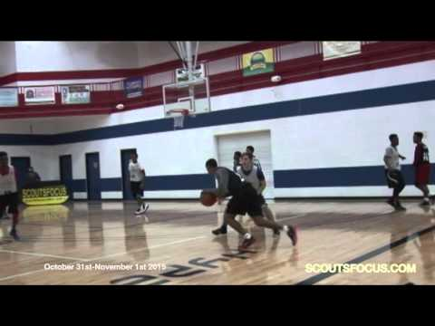 TM2 88 Julien Stewart 5'9 157 Oakland Opportunity Academy MI 2016   Highlights