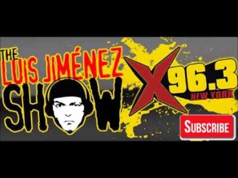 Luis Jimenez Show 22 de Enero de  2018