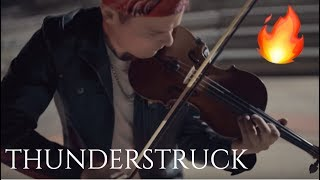 Thunderstruck Violin Cover - AC/DC | Rob Landes