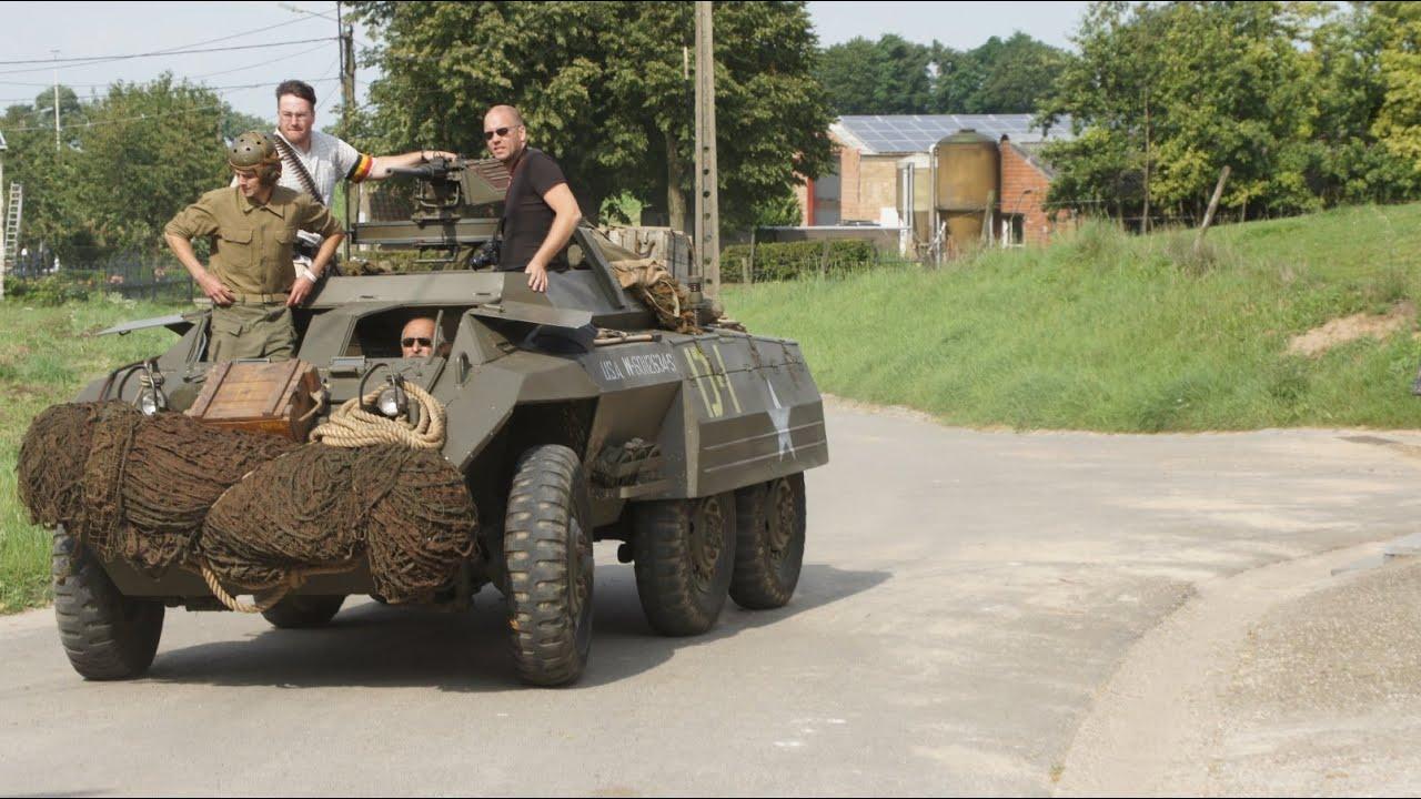 Ford M20 Greyhound (armoured car)