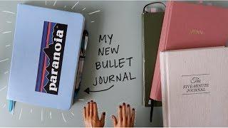 My New Bullet Journal + October 2018 setup   Jenn Rogers