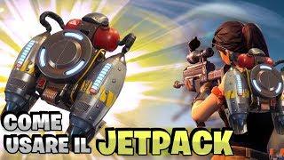 COME USARE IL JETPACK 🚀Fortnite Battle Royale - Pazzox