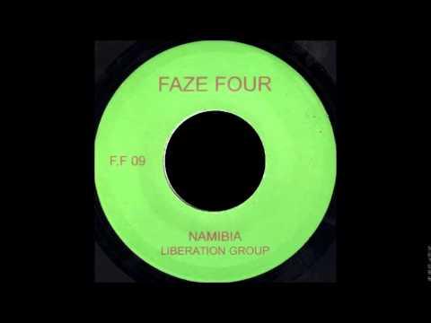 "Liberation Group - Namibia (FAZE FOUR) 7"""