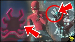 Spider-Man: Homecoming Trailer 3 BREAKDOWN - All References & Easter Eggs