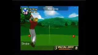 True Swing Golf (Nintendo DS) Gameplay Trailer