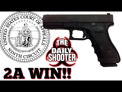 9th Circuit Rules Loaded Open Carry is Constitutional Mp3