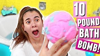 10 POUND LUSH VALENTINES BATH BOMB!! Lush