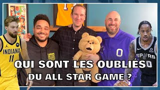 QUI SONT LES OUBLIÉS DU ALL-STAR GAME ? NBA First Day Show 115