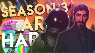 SEASON 3 IS HERE! (BUYS ALL TIERS/SKINS)-FORTNITE IN ENGLISH