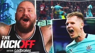 True Geordie reacts to Bournemouth 2-2 Newcastle