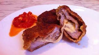Кармашки из Свинины с Сыром/Мясные Кармашки/Meat Recipe/Простой Рецепт(Вкусно,Оригинально, Быстро)