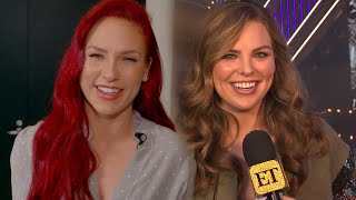 Watch Hannah Brown Give Sharna Burgess Advice About Becoming Australia's 'Bachelorette' (Exclusiv…