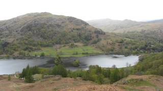 Rydal Water & Loughrigg Fell Walk. Lake District. Cumbria. 04/05/12.