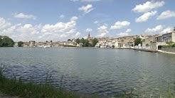 Castelnaudary : Une promenade autour du grand bassin
