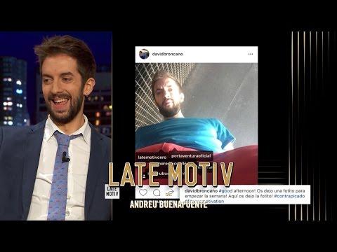 LATE MOTIV - David Broncano Más Instagram  LateMotiv120