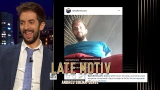 LATE MOTIV - David Broncano. Más Instagram | #LateMotiv120