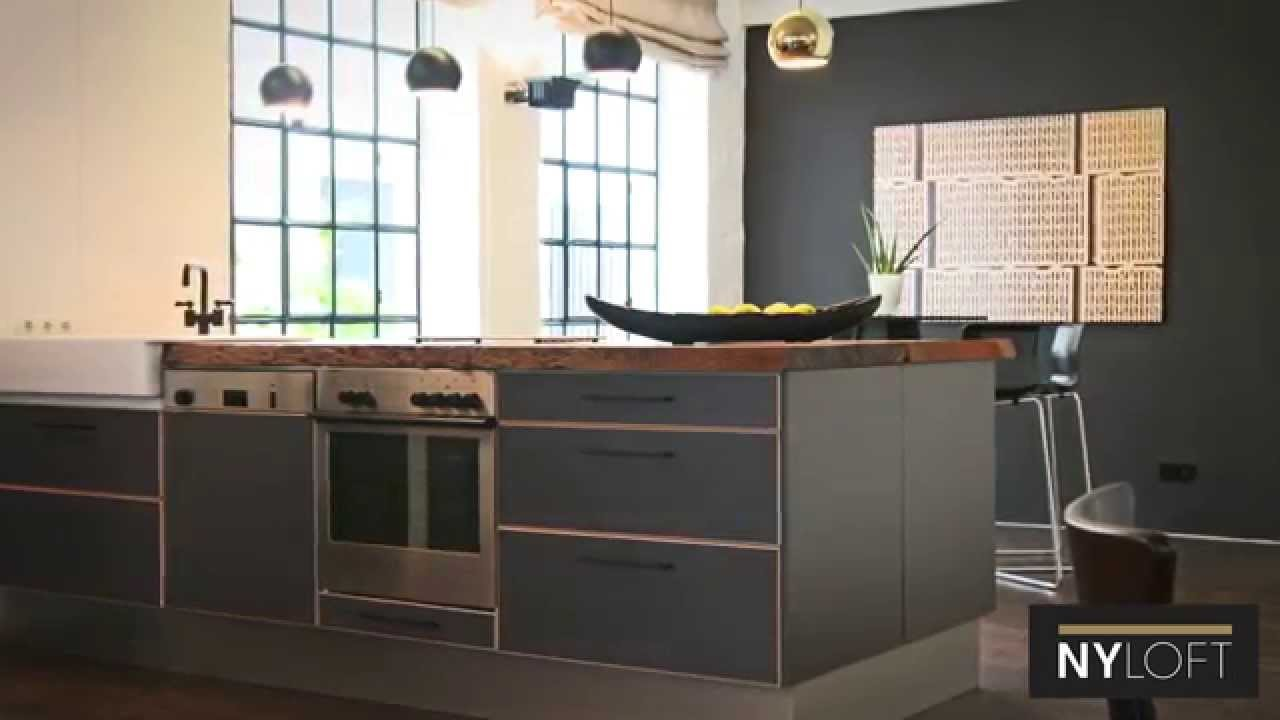 events by reichel das new york loft in hamburg youtube. Black Bedroom Furniture Sets. Home Design Ideas