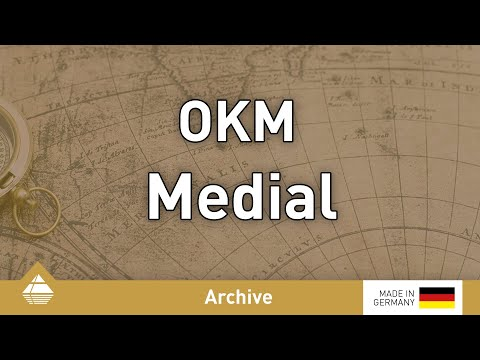 Short documentary about OKM and the production of metal detectors