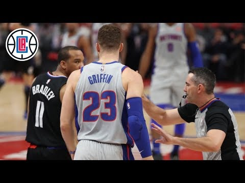 Blake Griffin Out For REVENGE VS Clippers!! Pistons vs Clippers!