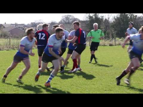 Fawley 2nd XV v Stoneham XV 25/03/17 Director's cut.
