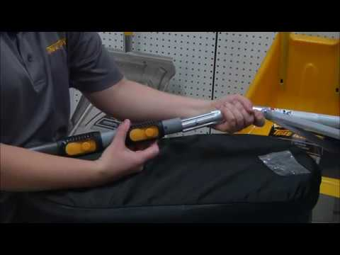 Telescoping Roof Rake Assembly   YouTube