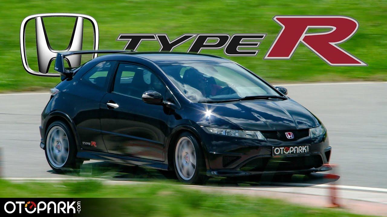 Honda Civic FN2 Type-R | Son Atmosferik | Test Sürüşü | OTOPARK.com