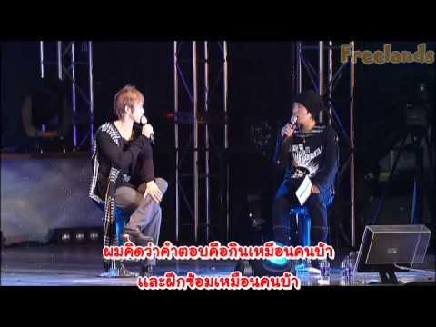 [Thaisub]AABTVXQ3 TVXQ Autumn Mini Concert