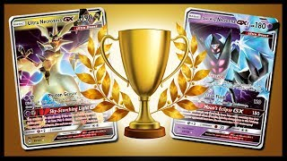 Ultra Necrozma GX / Malamar - Pokemon TCG Online Tournament