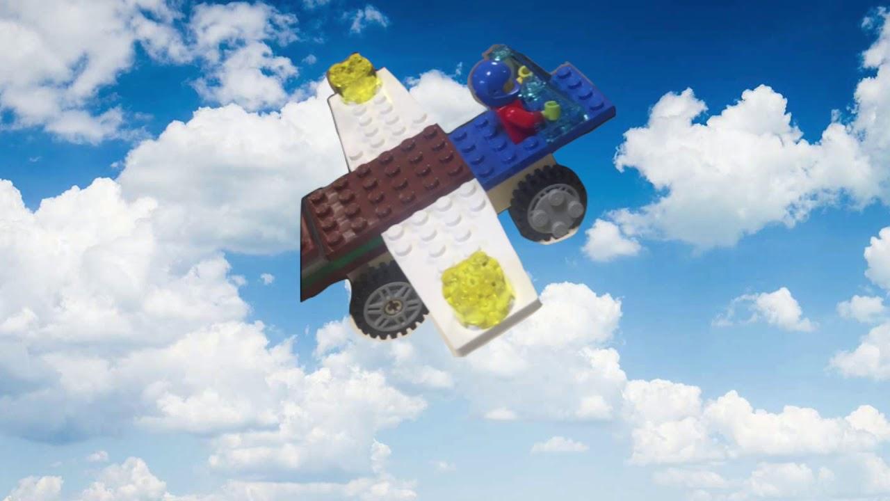 LEGO le film Avion !