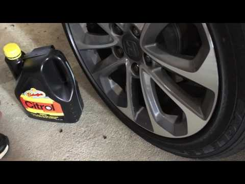 How to remove Plasti Dip with Citrol 66 quick and easy